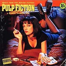 Pulp Fiction: Music From The Motion Picture 【ボク的優秀録音CD】